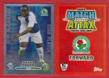 Blackburn Rovers Benni McCarthy South Africa